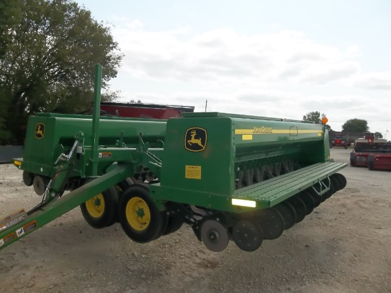 2012 John Deere 455-35 Grain Drill For Sale