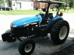 Tractor For Sale 2004 New Holland TB120 , 96 HP