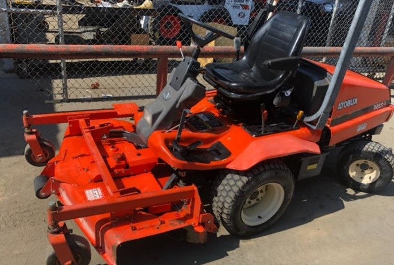 Kubota F2260 Zero Turn Mower For Sale