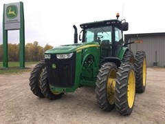 Tractor For Sale:  2012 John Deere 8285R , 285 HP