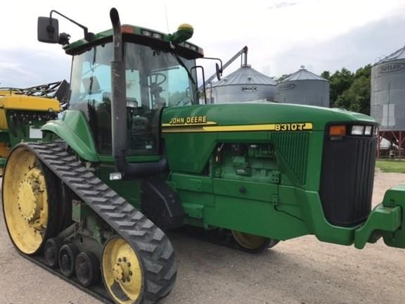 2000 John Deere 8310T Tractor For Sale