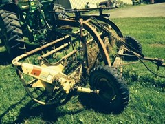 Hay Rake For Sale 1985 New Holland 256
