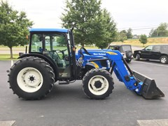 Tractor For Sale 2009 New Holland T4040 , 70 HP