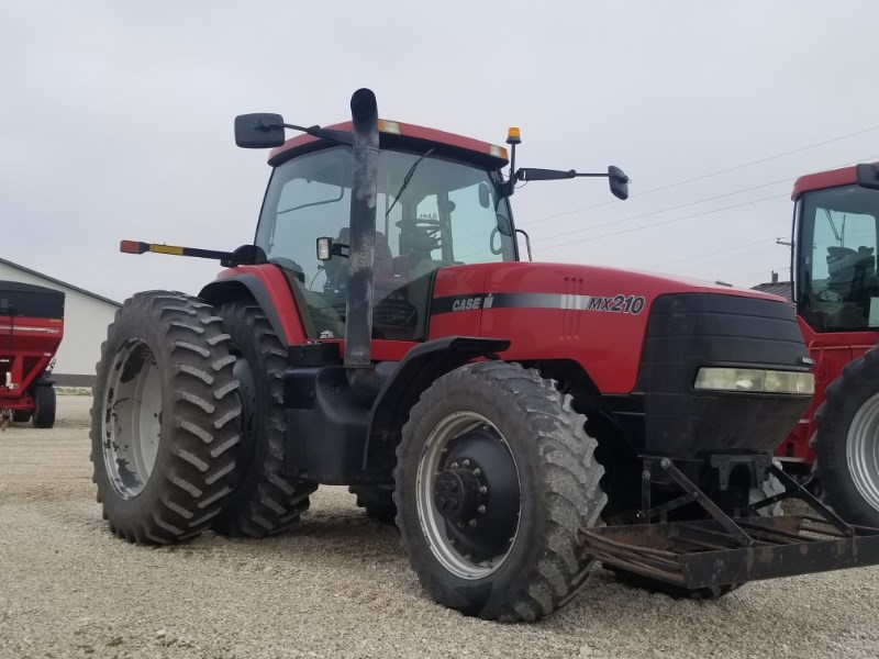 2004 Case IH 210 Tractor For Sale