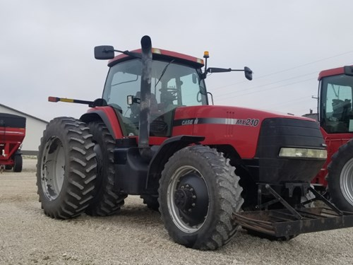 Tractor For Sale:  2004 Case IH 210 , 210 HP