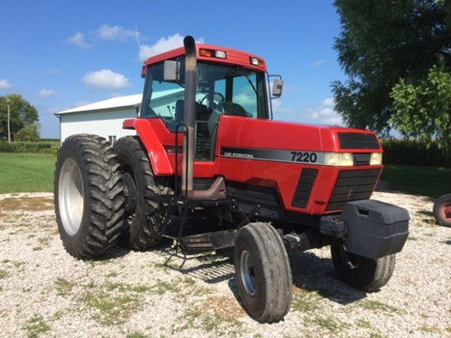 Tractor For Sale:  1996 Case IH 7220 , 172 HP