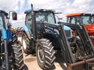 Tractor For Sale:  2004 New Holland TS115A , 95 HP