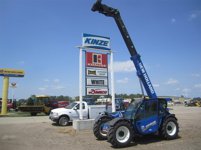 2015 New Holland LM6.28 Telehandler For Sale