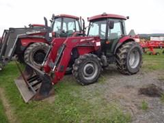 Tractor For Sale 2008 Case IH Farmall 95 , 80 HP