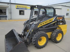 Skid Steer For Sale:  2016 New Holland L220 , 60 HP