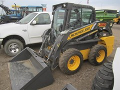 Skid Steer For Sale:  2016 New Holland L218
