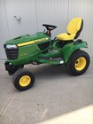 Riding Mower For Sale:  2016 John Deere X710 , 22 HP