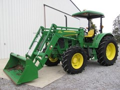 Tractor For Sale:  2008 John Deere 6330 , 105 HP