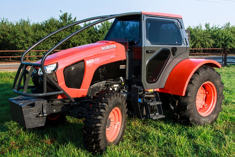 2018 Kubota M5L.111 Tractor For Sale