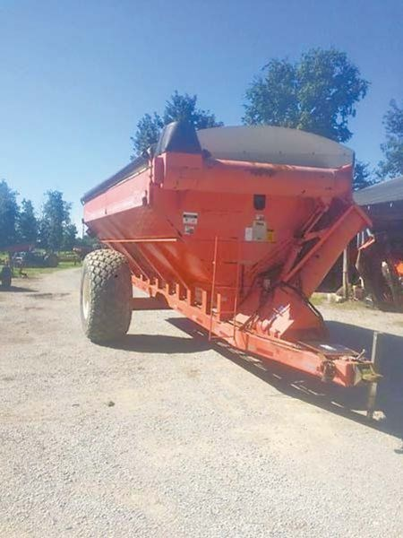 2001 Killbros 1800 Grain Cart For Sale