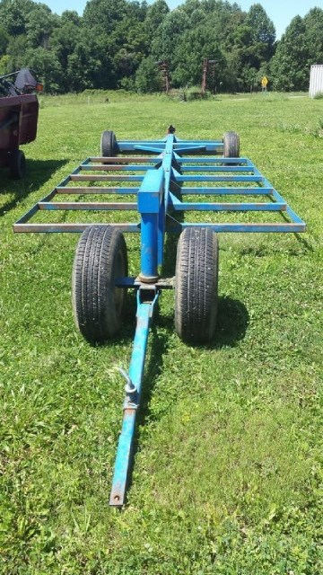 Hawkline  Bale Mover-Pull Type For Sale
