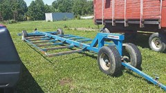 Bale Mover-Pull Type For Sale:  Hawkline