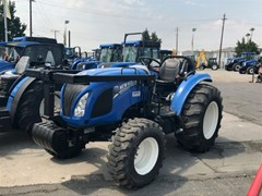 Tractor For Sale 2016 New Holland Boomer 47 , 46 HP
