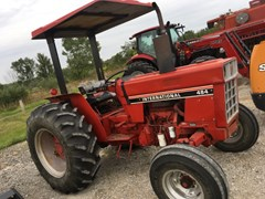 Tractor For Sale IH 484 , 42 HP