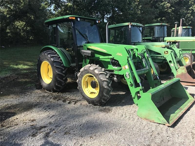 2010 John Deere 5083E Tractor For Sale