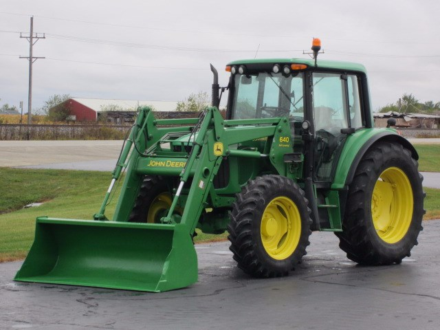 2004 John Deere 6420 Tractor For Sale