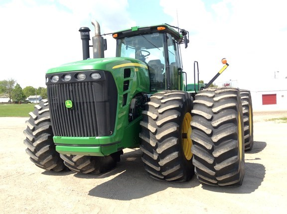 2010 John Deere 9630 Tractor For Sale