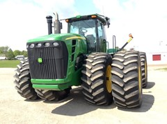Tractor For Sale:  2010 John Deere 9630 , 530 HP