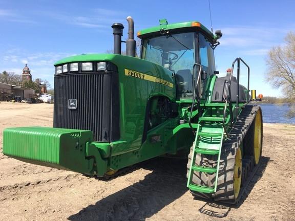 2001 John Deere 9300T Tractor For Sale