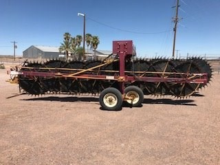 2009 Darf 917BRWBWP Hay Rake-Unitized V Wheel For Sale