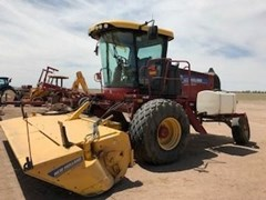 Windrower-Self Propelled For Sale:  2014 New Holland 240