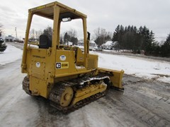 Dozer For Sale:  1986 Caterpillar D3B , 65 HP
