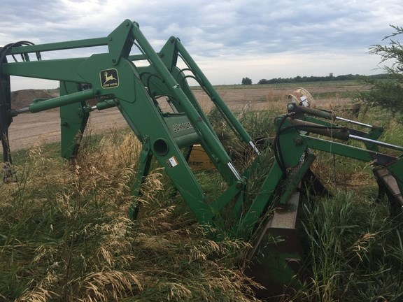 John Deere 740 Loader Backhoe For Sale