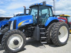Tractor For Sale 2008 New Holland T8010 , 194 HP