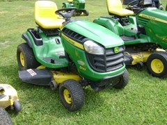 Riding Mower For Sale 2012 John Deere D130 , 22 HP