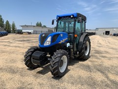 Tractor For Sale 2017 New Holland T4.110F , 93 HP