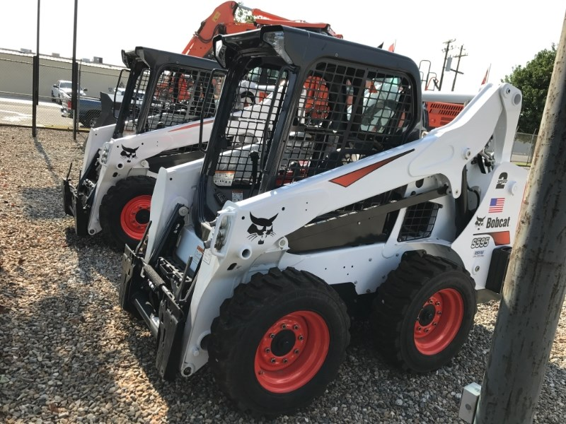 2018 Bobcat S595 Skid Steer For Sale