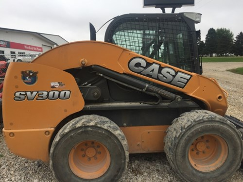 Skid Steer For Sale:  2012 Case SV300