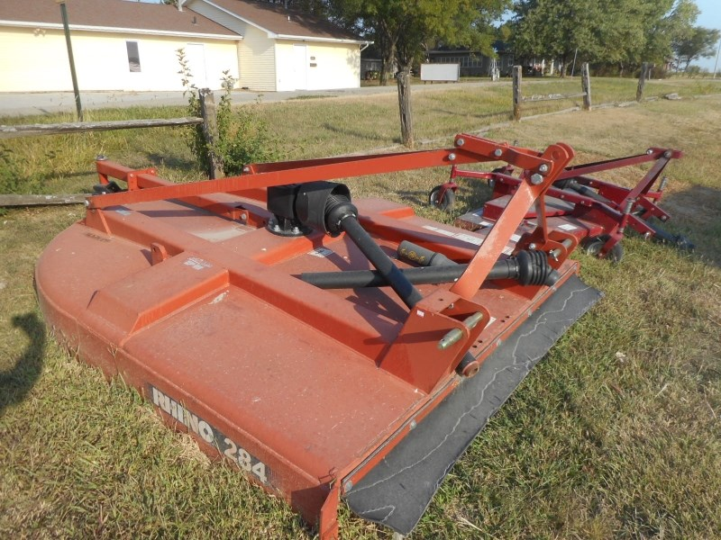 2012 Rhino 284 Rotary Cutter For Sale
