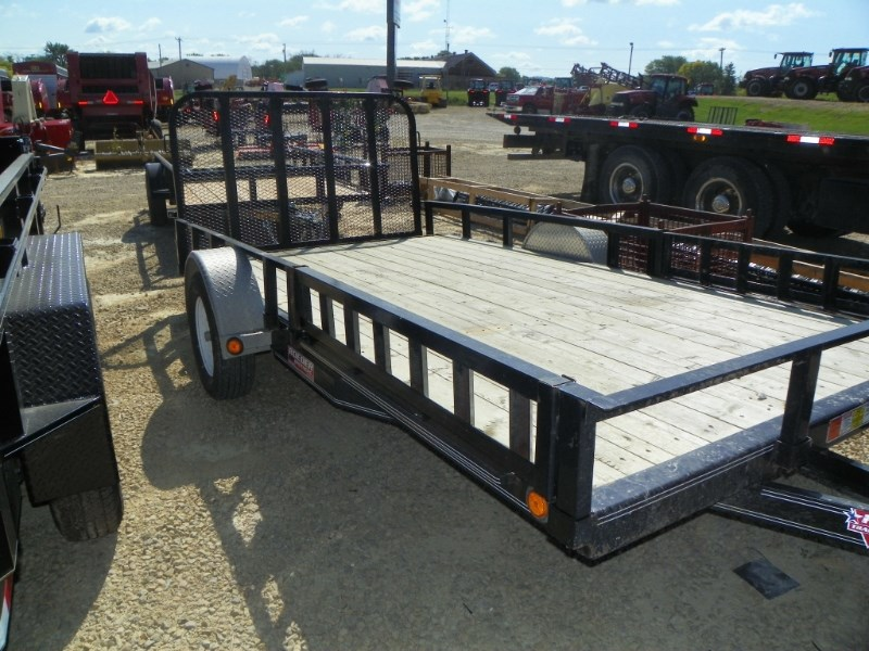 2013 PJ Trailers 8314 Equipment Trailer For Sale
