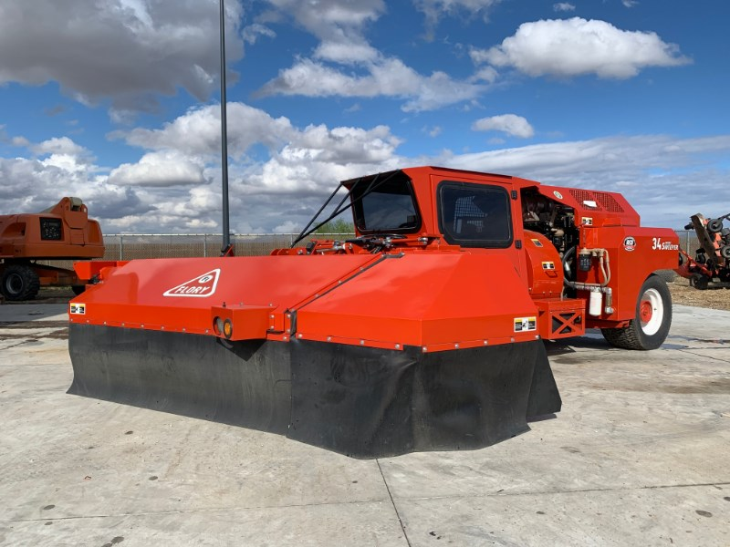 2021 Flory 7634 Sweeper For Sale