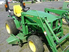 Tractor For Sale 2005 John Deere 4115 , 24 HP