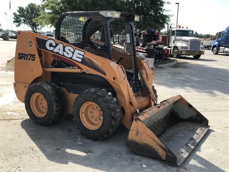 2011 Case SR175 Skid Steer For Sale