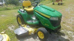 Riding Mower For Sale:  2014 John Deere X530