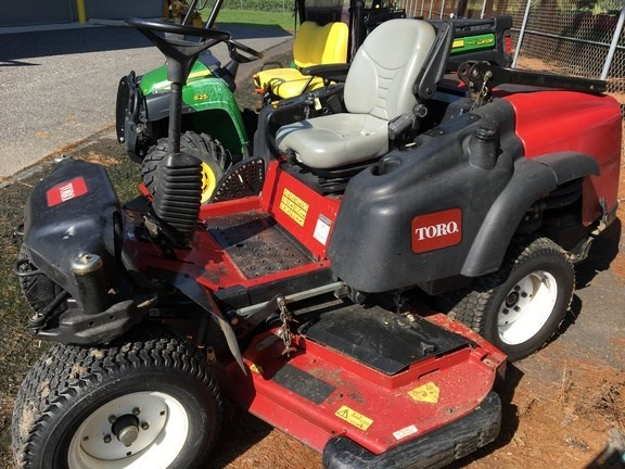 Toro Groundsmaster 360 Riding Mower For Sale