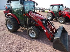 Tractor For Sale 2010 Case IH 45 CVT