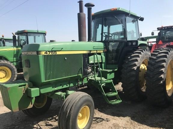 1991 John Deere 4755 Tractor For Sale