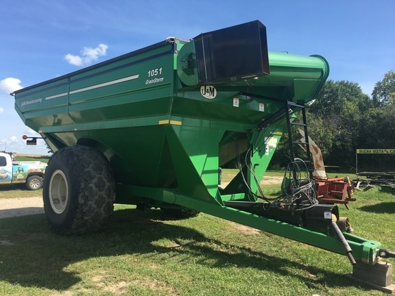2010 J & M 1051-22S Grain Cart For Sale