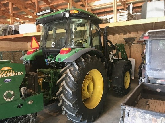 2015 John Deere 5100M Tractor For Sale