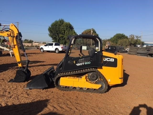 2017 JCB 190T Skid Steer-Track For Sale