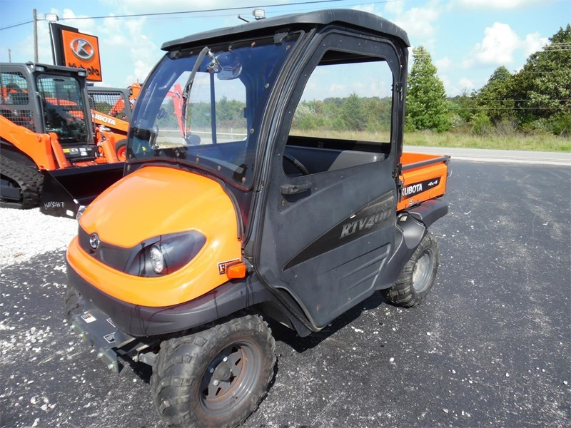 2013 Kubota RTV400-A Utility Vehicle For Sale